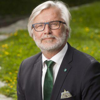 Jon Gunnes, Stortingsrepresentant for Venstre.