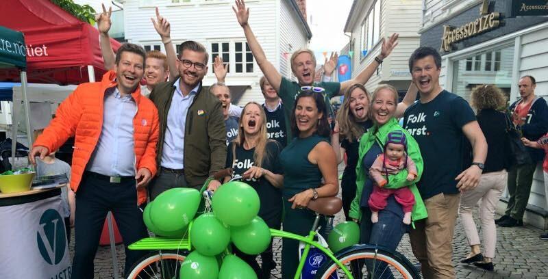 Stavanger Venstre_valg 2015