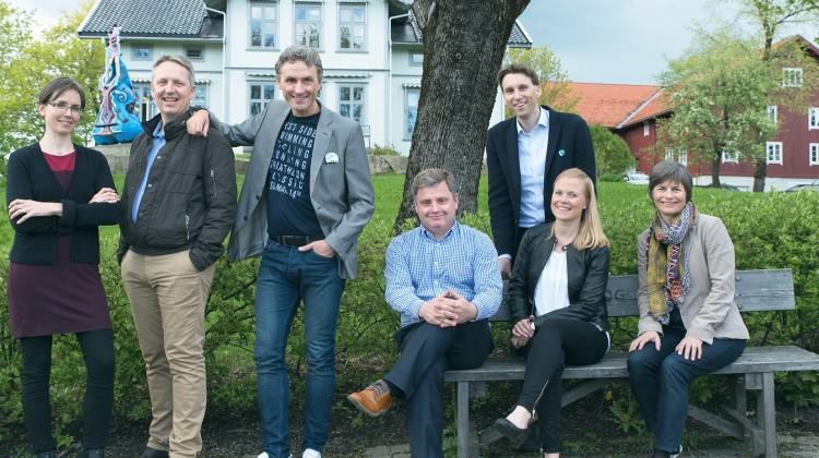 Asker Venstres toppkandidater valget 2015