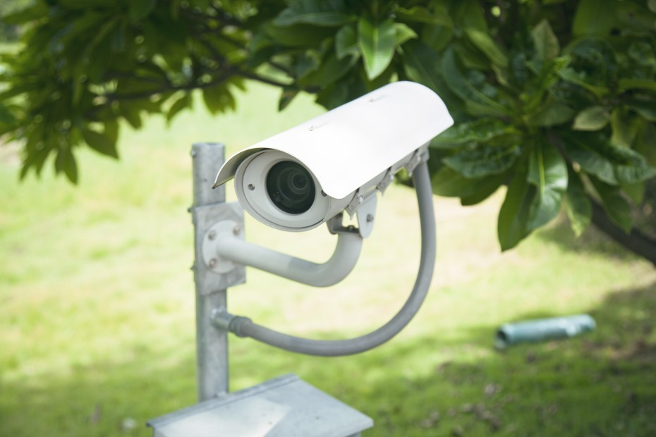 CCTV Personvern Overvåkingskamera