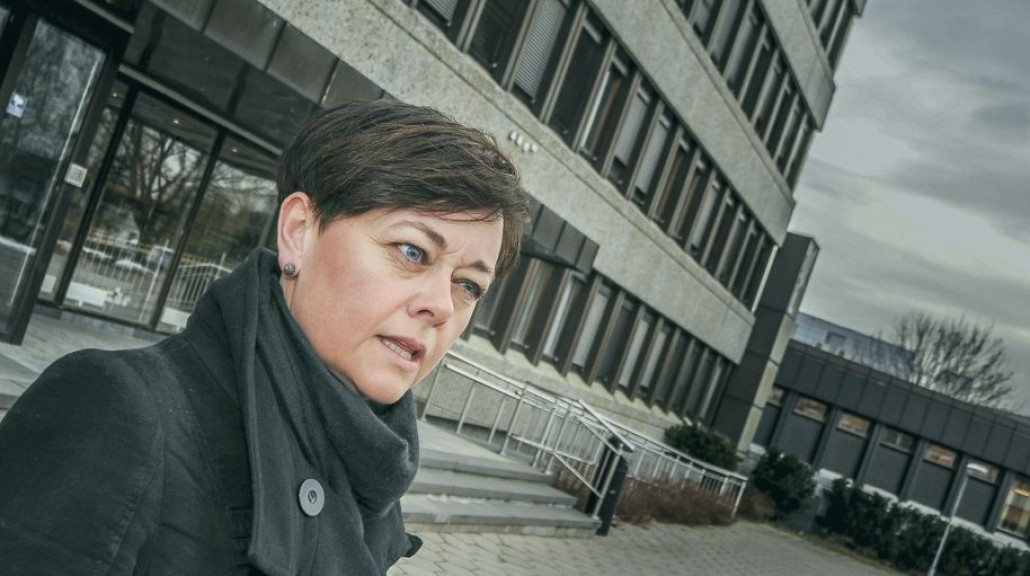 Maktpartiet Hoyre I Lier Kommune Lier Venstre