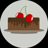 kakestykke
