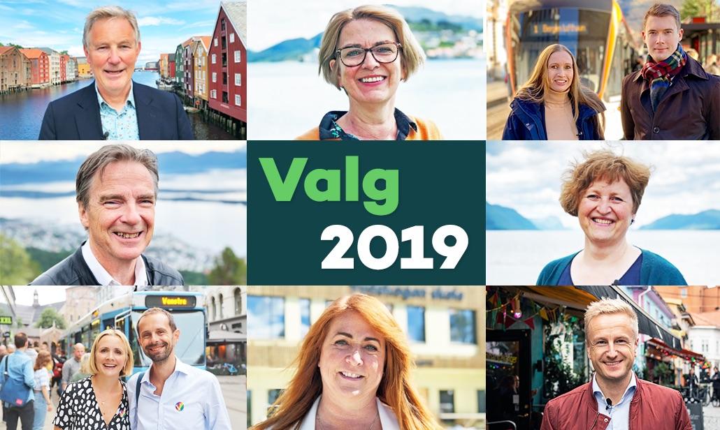 Topp-banner - Se video av Venstres kandidater