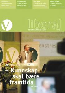 Liberal nr. 3, 2008