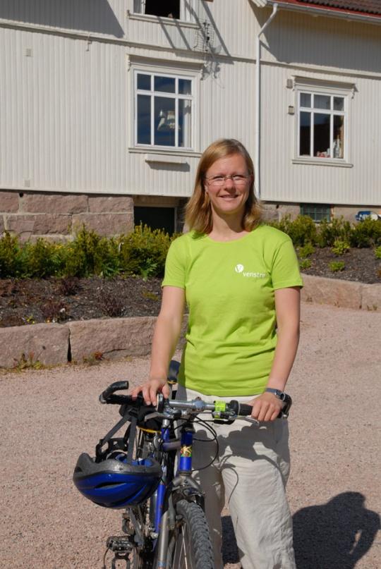 Ulla Nordgarden kan bli historisk som første Venstrerepresentant fra Buskerud siden tredvetallet