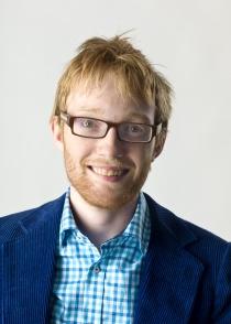 1. kandidat Per Magnus Finnanger Sandsmark mener at fremtidens Østfold må være klimanøytralt.