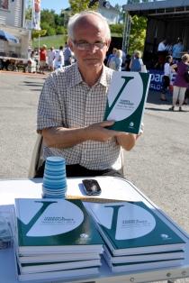 Øystein Smidt er redaktør og hovedforfatter av jubileumsboka.