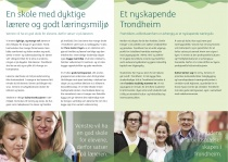 Trondheim Venstre Brosjyre