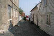 Gamle Stavanger trehus