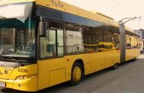 Trolleybuss TIDE Buss