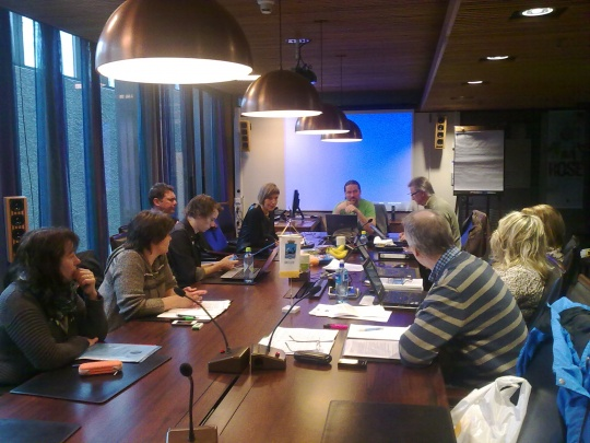 LM 2012 delegatmøte
