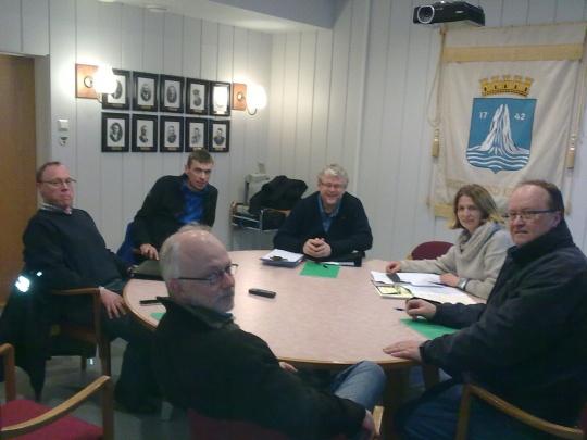 Gruppemøte Ksu Venstre 22.03.12