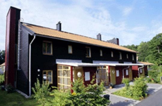 Nordens første passivhus, Lindås Sverige